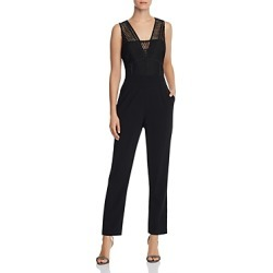 Adelyn Rae Londyn Lace Jumpsuit found on MODAPINS from Bloomingdales Canada for USD $135.84