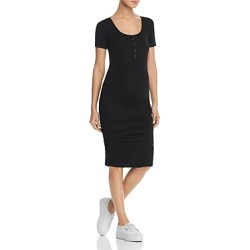 Nom Maternity Snap-Front Ruched Tee Dress found on Bargain Bro India from Bloomingdale's Australia for $60.32