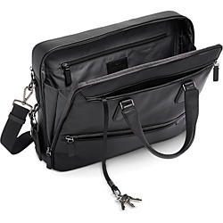 Tumi Harrison Harrow Double Zip Briefcase found on Bargain Bro India from Bloomingdales Canada for $681.98