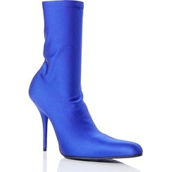 Balenciaga Women's Round Toe Shiny Knit Booties found on Bargain Bro UK from Bloomingdales UK