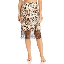 Natori Infinity Lace Trim Slip Skirt found on Bargain Bro India from Bloomingdale's Australia for $56.19