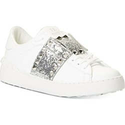 Valentino Women's Studded Glitter Sneakers found on Bargain Bro India from bloomingdales.com for $795.00