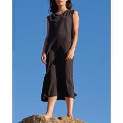 Amo Sleeveless Shift Dress found on MODAPINS from Bloomingdales UK for USD $160.30