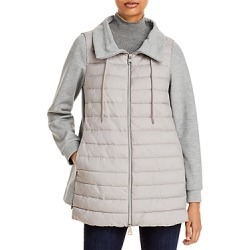 Herno Mixed Media Puffer Coat found on MODAPINS from Bloomingdales UK for USD $912.67