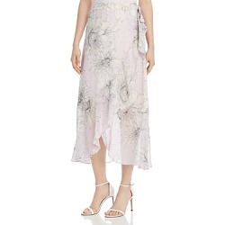 Vince Camuto Floral-Print Midi Wrap Skirt - 100% Exclusive found on Bargain Bro India from Bloomingdale's Australia for $31.48