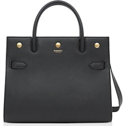 Burberry Title Small Leather Shoulder Bag found on Bargain Bro Philippines from bloomingdales.com for $1990.00
