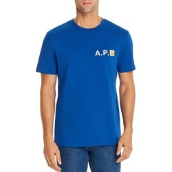 A.p.c. x Carhartt Wip Fire Tee found on Bargain Bro Philippines from Bloomingdales Canada for $126.39