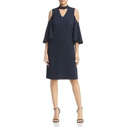 Nic+Zoe Cold-Shoulder Cutout Dress found on Bargain Bro India from bloomingdales.com for $138.60