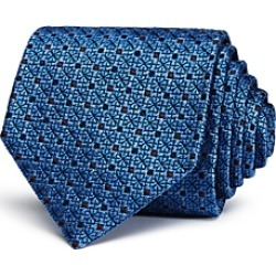 Ermenegildo Zegna Clover & Square Classic Tie found on MODAPINS from Bloomingdales UK for USD $181.50