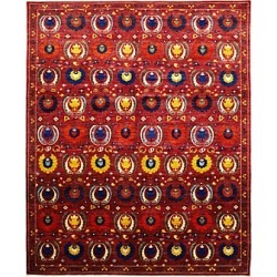 Bloomingdale's Lyon Suzani 188946 Area Rug, 10'1 x 14'2 found on Bargain Bro Philippines from Bloomingdale's Australia for $23322.08