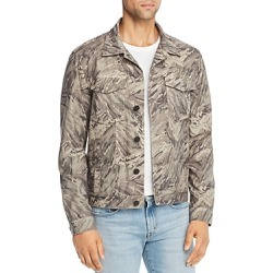 J Brand Acamar Camouflage Print Trucker Jacket - 100% Exclusive found on MODAPINS from Bloomingdale's Australia for USD $207.16