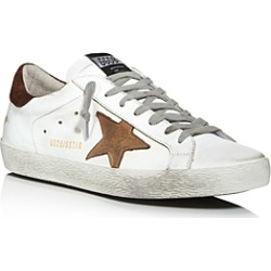 Golden Goose Deluxe Brand Unisex Superstar Leather Low-Top Sneakers found on Bargain Bro UK from Bloomingdales UK