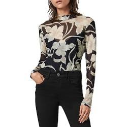 Allsaints Jardin Elia Floral Print Bodysuit found on Bargain Bro UK from Bloomingdales UK