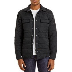 Alpha Industries Quilted Utility Shirt Jacket found on MODAPINS from bloomingdales.com for USD $102.00