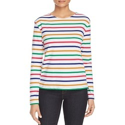 Scotch & Soda Striped Long-Sleeve Tee found on Bargain Bro India from bloomingdales.com for $78.00