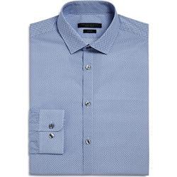 John Varvatos Star Usa Circle Print Slim Fit Dress Shirt found on Bargain Bro India from Bloomingdale's Australia for $77.83