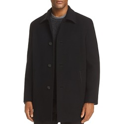 Cole Haan Wool Cashmere Topper Coat