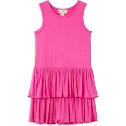 Peek Kids Girls' Ruffle Tiered Knit Dress - Little Kid, Big Kid found on Bargain Bro from Bloomingdales Canada for USD $38.76
