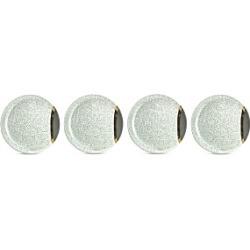 Michael Wainwright Raku Canape Plates, Set of 4 found on Bargain Bro India from Bloomingdales Canada for $104.63