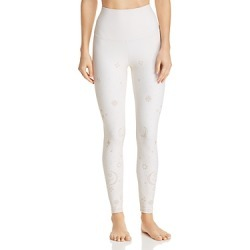 Beach Riot Lunar High-Rise Embellished Leggings found on MODAPINS from bloomingdales.com for USD $126.00