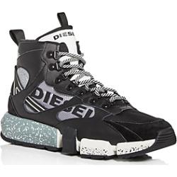 Diesel Men's S-Padola Mid-Top Sneakers found on Bargain Bro India from Bloomingdale's Australia for $285.97