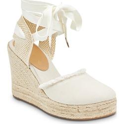 Ivanka Trump Women's Iara Platform Wedge Espadrille Sandals