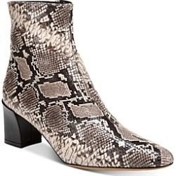 Vince Women's Lanica Block Heel Booties found on Bargain Bro India from bloomingdales.com for $315.00
