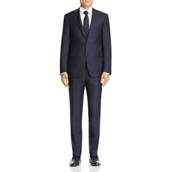 Canali Capri Melange Twill Solid Slim Fit Suit found on MODAPINS from Bloomingdale's Australia for USD $1474.61