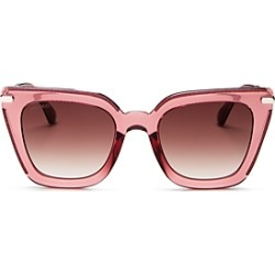 Jimmy Choo Women's Ciara Square Butterfly Sunglasses, 52mm found on Bargain Bro UK from Bloomingdales UK