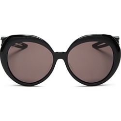 Balenciaga Women's Round Sunglasses, 56mm found on Bargain Bro India from Bloomingdale's Australia for $476.30
