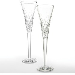 Waterford Happy Celebrations Flute, Set of 2 found on Bargain Bro India from Bloomingdales Canada for $156.74