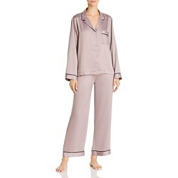 Natori Feathers Satin Pajama Set found on Bargain Bro Philippines from Bloomingdale's Australia for $135.94