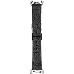Fendi Selleria Black Leather Watch Strap, 18mm found on Bargain Bro Philippines from bloomingdales.com for $175.00