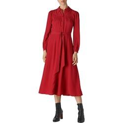 Whistles Smocked Detail Shirt Dress found on Bargain Bro UK from Bloomingdales UK