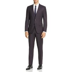 Boss Huge/Genius Check Slim Fit Suit - 100% Exclusive found on Bargain Bro UK from Bloomingdales UK
