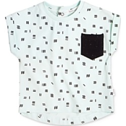 Miles Baby Boys' Dash Print Pocket Tee - Baby found on Bargain Bro India from bloomingdales.com for $15.75