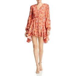 73feb56ea8 Hemant and Nandita Dawn Floral-Print Mini Dress found on MODAPINS from  Bloomingdale s Australia for