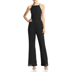 Adelyn Rae Naia Lace Jumpsuit found on MODAPINS from bloomingdales.com for USD $109.80
