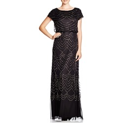 Adrianna Papell Beaded Blouson Gown found on Bargain Bro India from Bloomingdales Canada for $219.13