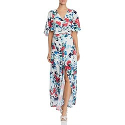 Adelyn Rae Somers Floral Maxi Dress found on MODAPINS from bloomingdales.com for USD $148.00