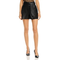 J Brand Zinna Leather Shorts found on MODAPINS from Bloomingdale's Australia for USD $266.98