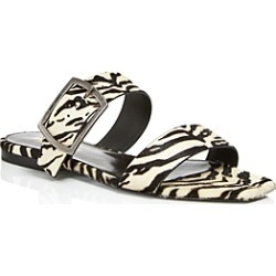 Saint Laurent Women's Oak Animal Print Sandals found on Bargain Bro Philippines from Bloomingdale's Australia for $788.55