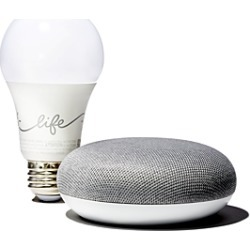 Google Smart Light Starter Kit with Google Assistant found on Bargain Bro UK from Bloomingdales UK