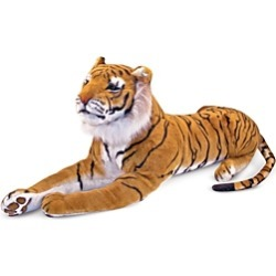 Melissa & Doug Plush Tiger - Ages 3+ found on Bargain Bro Philippines from Bloomingdale's Australia for $84.68