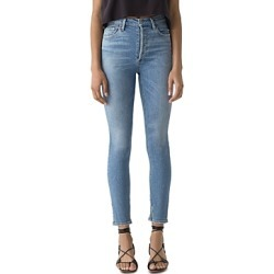 Agolde Nico High-Rise Skinny Jeans found on MODAPINS from Bloomingdales UK for USD $168.76