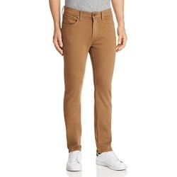 Paige Federal Slim Straight Fit Jeans in Laurel Tan found on Bargain Bro India from Bloomingdales Canada for $166.57