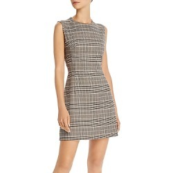 French Connection Amati Check Mini Dress found on Bargain Bro UK from Bloomingdales UK