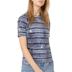 Michael Michael Kors Sequined Tie-Dyed Tee found on Bargain Bro Philippines from Bloomingdale's Australia for $93.56