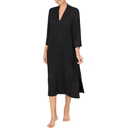 Donna Karan Side Slit Sleep Caftan found on MODAPINS from bloomingdales.com for USD $74.00