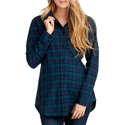 Nom Maternity Sadie Printed Cotton Shirt found on Bargain Bro India from bloomingdales.com for $88.00